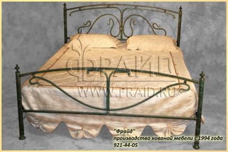 Кованые кровати, Италия